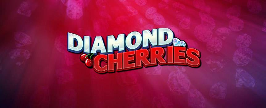 What's more luxurious than cherries and diamonds? Pull up a chair and try out the 3-reel, 1-line slot game, Diamond Cherries – a game with simplified gameplay, a visible pay table and traditional slot game symbols. Spin through bars, lucky No. 7s, glittering diamonds and the wild Diamond Cherry icons as you groove to a soundtrack fit for a dark martini bar. Bump up your winnings with every Diamond Cherry that appears on the reels; one icon applies a 2X multiplier, two apply a 4X multiplier, and three Diamond Cherries will trigger up to 2,500 coins.